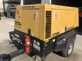 Sullair 375HH after-cooled 200 PSI diesel tow-able compressors   - picture1' - Click to enlarge