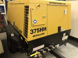 Sullair 375HH after-cooled 200 PSI diesel tow-able compressors   - picture2' - Click to enlarge