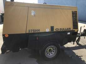 Sullair 375HH after-cooled 200 PSI diesel tow-able compressors   - picture3' - Click to enlarge