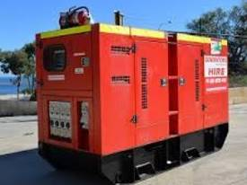 100 KVA Generator for Hire - picture0' - Click to enlarge