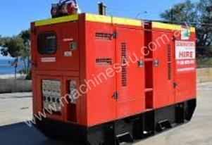 Deutz 100 KVA Generator for Hire