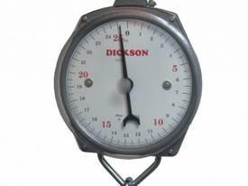 Hanging Scale: 200gram to 1kg - Mechanical - picture0' - Click to enlarge