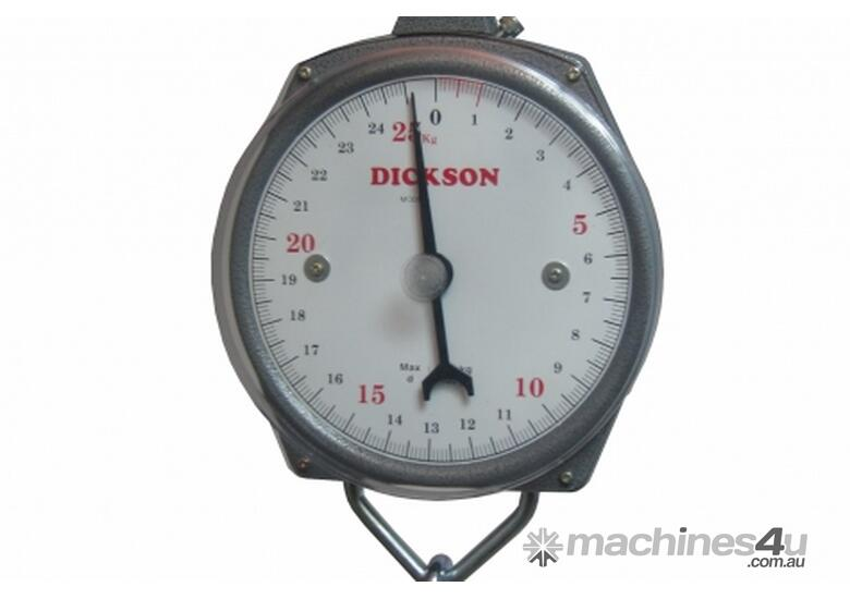 Hanging Scale: 200gram to 1kg - Mechanical