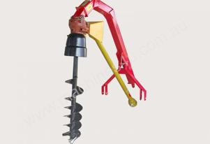 WHM HEAVY DUTY POST HOLE DIGGER