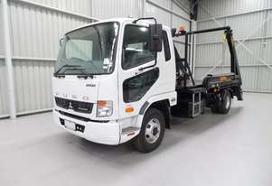 Fuso Fighter 1224 Hooklift/Bi Fold Truck