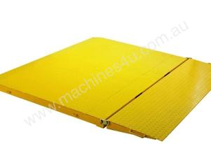 Foldable Heavy Duty Container Ramp 7Ton