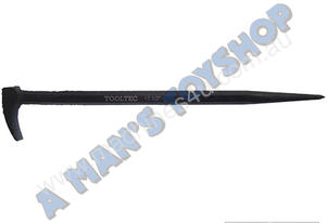 BAR PRY 440MM LONG POINTED WITH HEEL