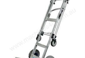 Convertable Aluminium Trolley 1550mm Handle Height