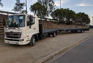 NEW 2019 Hino 500 Series - 3 Car  Carrier / Transporter