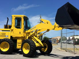 2004 Kawasaki 50ZIV Wheel Loader