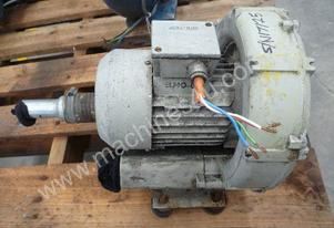 SIEMENS INDUSTRIAL SIDE CHANNEL AIR BLOWER
