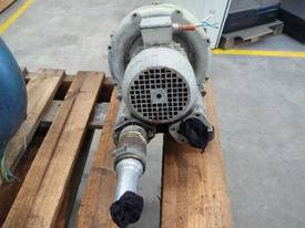SIEMENS INDUSTRIAL SIDE CHANNEL AIR BLOWER - picture0' - Click to enlarge