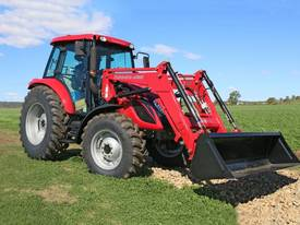 Mahindra mFORCE 100P Tractor - picture2' - Click to enlarge