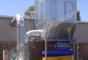 Airtight Solutions 2HJ Dust collector