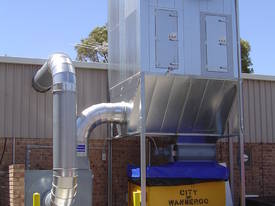 Airtight Solutions 2HJ Dust collector - picture0' - Click to enlarge