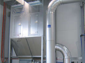 Airtight Solutions 2HJ Dust collector - picture2' - Click to enlarge