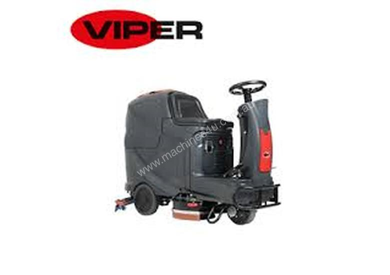 New Viper Ride on Scrubber !