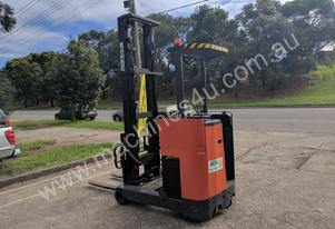 CLEARANCE SALE - TOYOTA REACH FORKLIFT