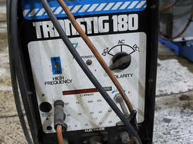 CIG TRANSTIG 180, 415v TIG Welder - picture2' - Click to enlarge