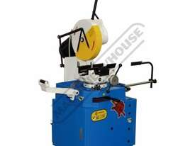 MC-370CE Soco Cold Saw, Includes Stand 100 x 100mm Rectangle Capacity Dual Speed 22 / 44rpm & Self   - picture0' - Click to enlarge
