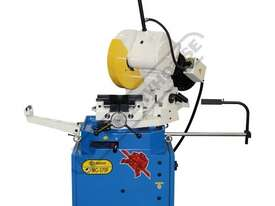MC-370CE Soco Cold Saw, Includes Stand 100 x 100mm Rectangle Capacity Dual Speed 22 / 44rpm & Self   - picture2' - Click to enlarge