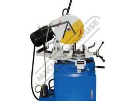 MC-370CE Soco Cold Saw, Includes Stand 100 x 100mm Rectangle Capacity Dual Speed 22 / 44rpm & Self   - picture4' - Click to enlarge