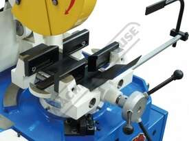 MC-370CE Soco Cold Saw, Includes Stand 100 x 100mm Rectangle Capacity Dual Speed 22 / 44rpm & Self   - picture5' - Click to enlarge