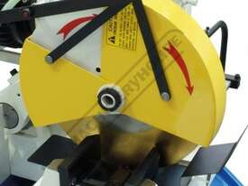 MC-370CE Soco Cold Saw, Includes Stand 100 x 100mm Rectangle Capacity Dual Speed 22 / 44rpm & Self   - picture9' - Click to enlarge