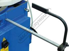 MC-370CE Soco Cold Saw, Includes Stand 100 x 100mm Rectangle Capacity Dual Speed 22 / 44rpm & Self   - picture14' - Click to enlarge