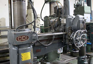 Asquith OD1 Radial Arm Drilling Machine