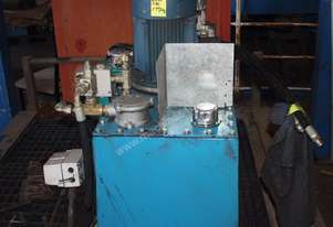 Caspappa Hydraulic power pack 3 phase