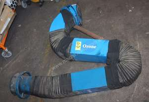 Ozone Pollution Technology welding fume extractor