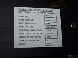 Tyree 500 kva pad mount transformer  - picture1' - Click to enlarge