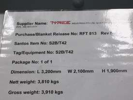 Tyree 500 kva pad mount transformer  - picture8' - Click to enlarge