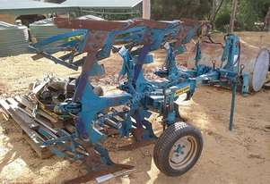 Rabe   Werk - Reversable Plough