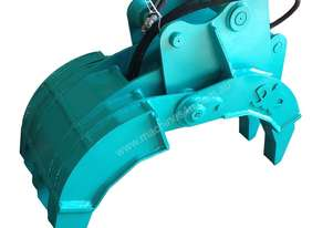 HYDRAULIC GRAPPLES Excavator Grab Attachment