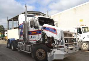 KENWORTH T400 Full Truck wrecking for parts to be sold