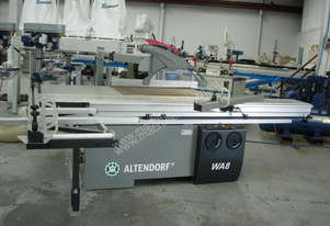 Altendorf Alterndorf Panel Saw