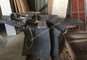 Barker   Jointer Woodworking