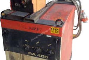 USED KEMPPI RA405 MIG WELDER WITH SWF