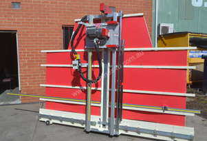 As new 240V Vertical wall saw (panel saw)