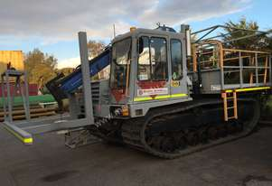 Mitsubishi Marooka with crane for sale