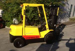 Hyster 2.50DX Counterbalance Forklift