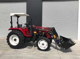 Brand New, 45HP Huaxia Tractor with bonus 4-in-1 front end loader! - picture0' - Click to enlarge
