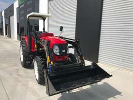 Brand New, 45HP Huaxia Tractor with bonus 4-in-1 front end loader! - picture9' - Click to enlarge