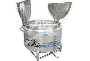 Basket Batch 1000L Cooker. Cook! Quench! Chill!