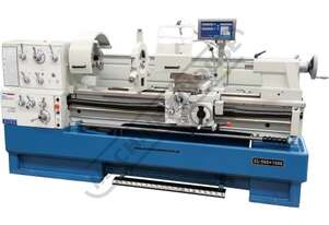 CL-560 Centre Lathe Ø560 x 1500mm Turning Capacity - Ø105mm Spindle Bore Includes Digital Readout,