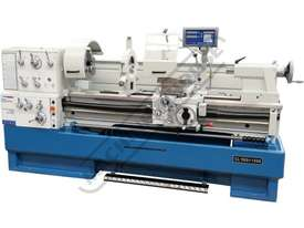 CL-560 Centre Lathe 560 x 1500mm Turning Capacity - 105mm Spindle Bore Includes Digital Readout, Qui - picture0' - Click to enlarge