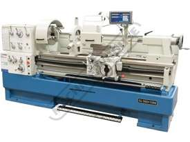 CL-560 Centre Lathe 560 x 1500mm Turning Capacity - 105mm Spindle Bore Includes Digital Readout, Qui - picture2' - Click to enlarge