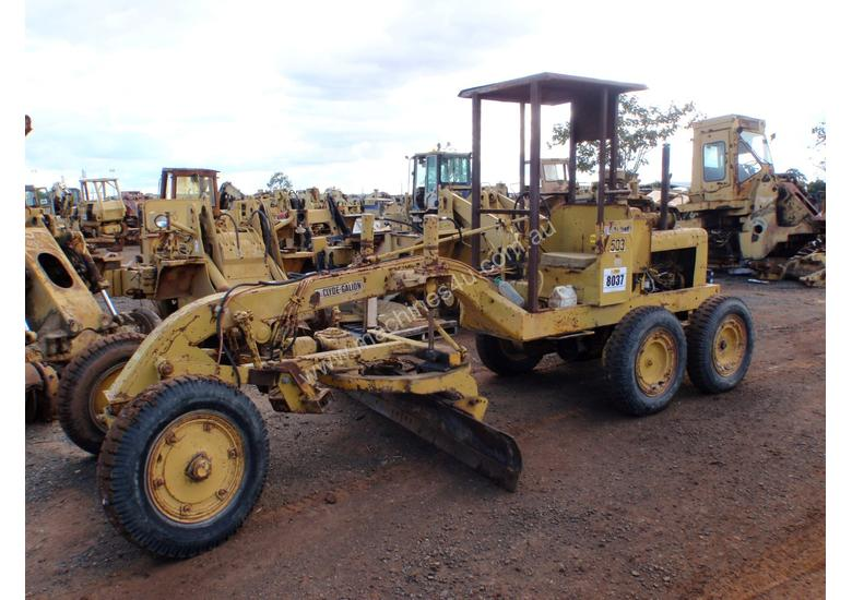 1966 72 Clyde Galion 503 Grader CONDITIONS APPLY